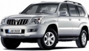 Toyota Land Cruiser Prado 2002-2009 120 Series